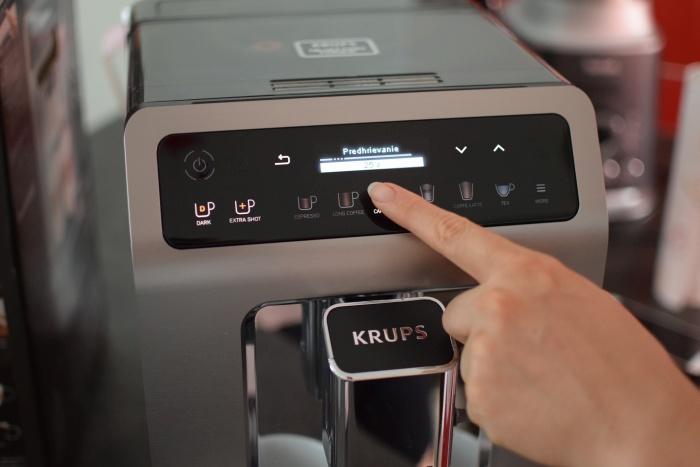 Recenzia kávovaru KRUPS Evidence Plus EA894T10 Titan