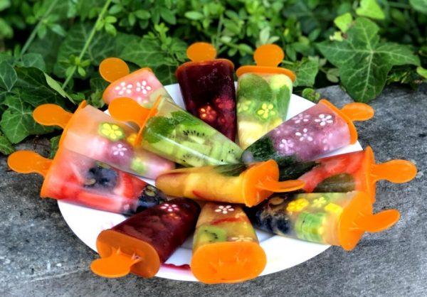 Recepty: Domáce ovocné nanuky s prekvapením