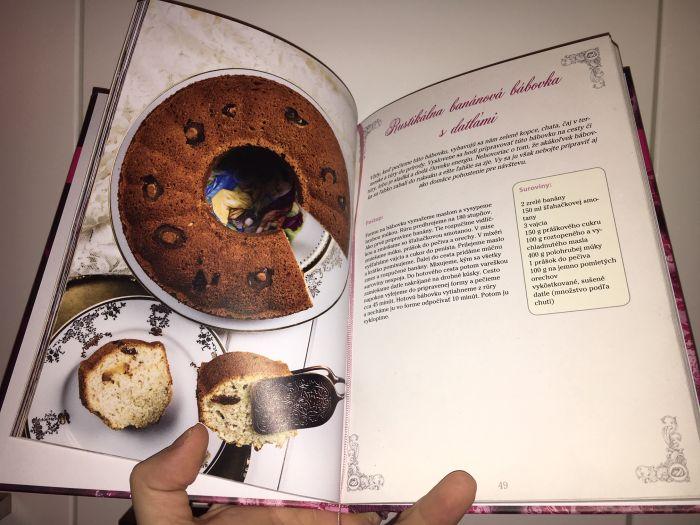 Magické bábovky kniha