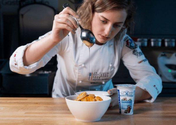 Recept: Rýchle cukrovinky s jogurtom, keď tlačí čas