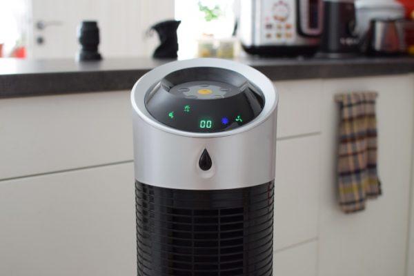 Ochladzovač vzduchu Klarstein Skyscraper Ice 4 v 1 a uplatnenie v kuchyni