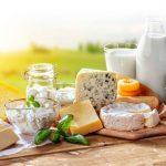 mlieko a mliečne výrobky, vitamín D