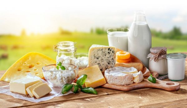 Vitamín D nájdeme v mlieku a mliečnych výrobkoch, pôsobí na imunitu